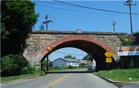 Boston and Providence Railroad Bridge