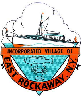 Official seal of East Rockaway, New York