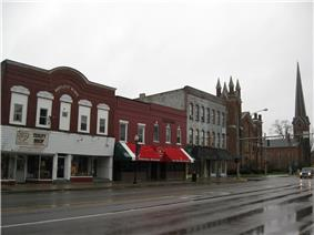 Warsaw Downtown Historic District