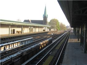 Westchester Square Station (Dual System IRT)