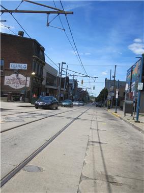 East Warrington Avenue, Allentown, Pittsburgh