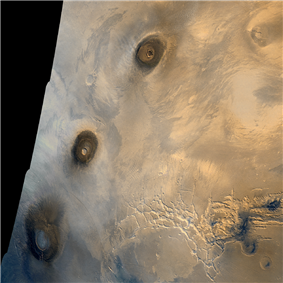 Image Courtesy NASA/JPL-Caltech