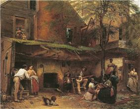 Eastman Johnson's 1859 painting