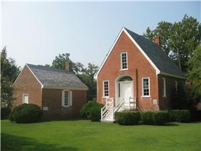 Eastville Historic District