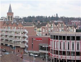 Ede city centre