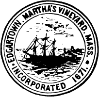 Official seal of Edgartown, Massachusetts