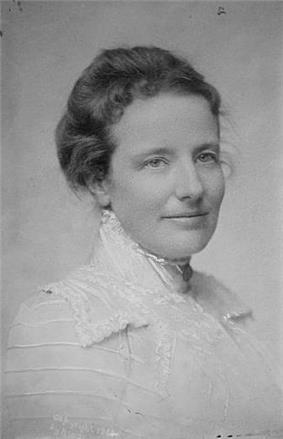 Portrait of Edith Roosevelt
