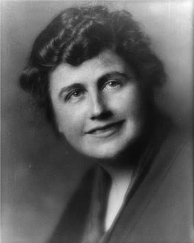 Portrait of Edith Wilson