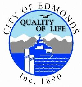 Official seal of Edmonds, Washington