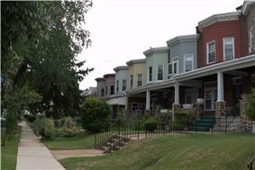 Edmondson Avenue Historic District