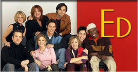 The cast of Ed