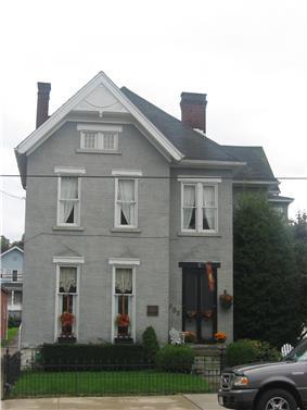 Edward G. Acheson House in 2011