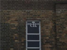 Edward VIII Royal Emblem on the main Post Office