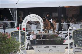 Edwina Tops-Alexander in Monte Carlo on The Global Champions Tour