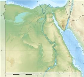 1995 Gulf of Aqaba earthquake is located in Egypt