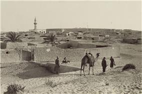Skyline of Arish, 1916