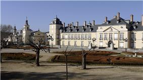 The Royal Palace of El Pardo