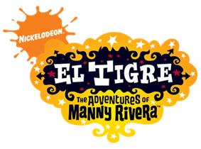 El Tigre: The Adventures of Manny Rivera logo
