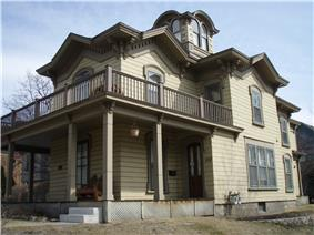 Elisha and Lizzie Morse Jr. House