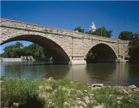 Elkader Keystone Bridge
