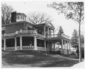 Elkanah Watson House