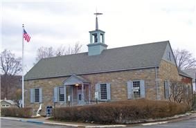 US Post Office-Ellenville