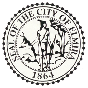 Official seal of Elmira, New York