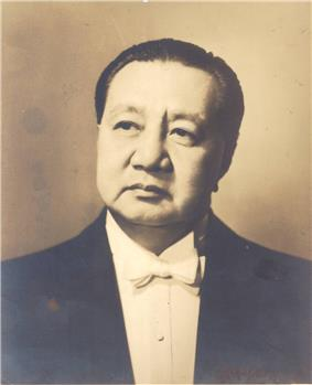 Elpidio Quirino, sixth President of the Philippines