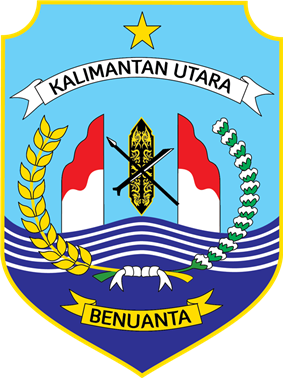 Official seal of North Kalimantan