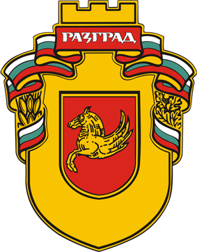 Coat of arms of Razgrad