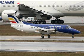 Embraer EMB-120RT Brasilia, Air Moldova JP7517480.jpg
