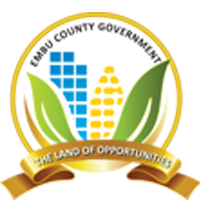 Official logo of Embu County