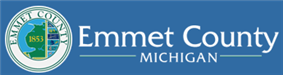 Logo of Emmet County, Michigan