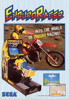 Enduro Racer flyer