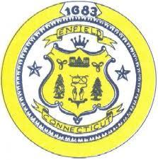 Official seal of Enfield, Connecticut