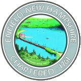 Official seal of Enfield, New Hampshire