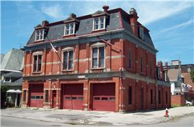 Engine House No. 2 and Hook and Ladder No. 9