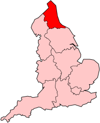 North East England