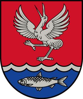 Coat of arms of Engure Municipality