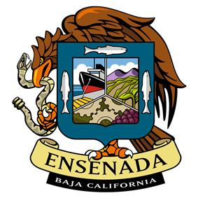 Coat of arms of Ensenada