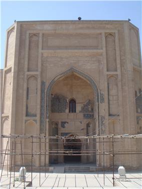 Jameh Mosque in Varamin