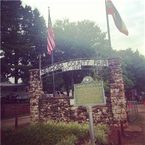 Neshoba County Fair Historic District