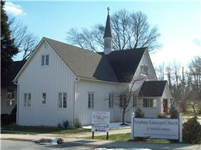 Epiphany Chapel and Church House