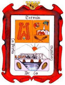 Coat of arms of Torreón