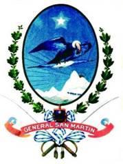 Coat of arms of General San Martín