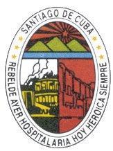 Official seal of Santiago de Cuba