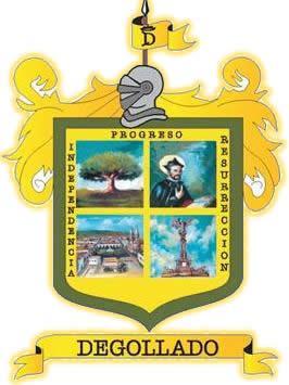 Official seal of Degollado