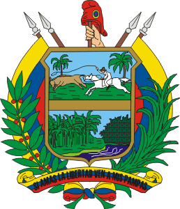 Coat of arms of Guárico State