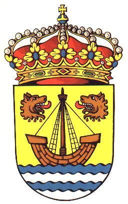 Official seal of Muxía