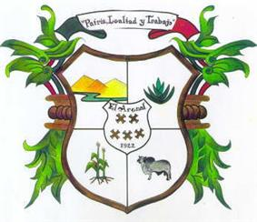 Coat of arms of El Arenal